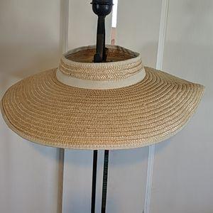 🔴Girls Topless straw hat